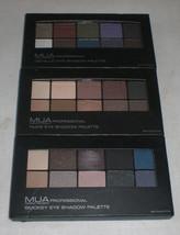 Makeup Academy Professional Eye Shadow Palette w/ Brush Mirror Choose Yo... - $7.87+