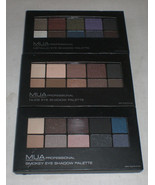 Makeup Academy Professional Eye Shadow Palette w/ Brush Mirror Choose Yo... - $7.95