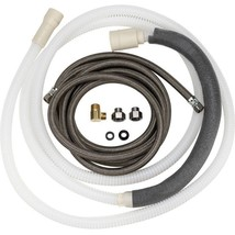 WX28X321 GE DRAIN/CONN KIT SM PORT - $54.10