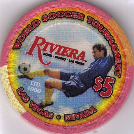 Riviera  5 world soccer