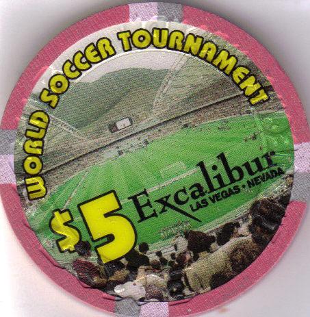 Excalubur  5 world soccer
