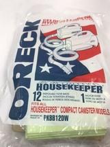 Oreck Celoc Allergiker Geeignet Filtersystem Beutel PKBB12DW,12 Beutel,1 Filter - $19.94