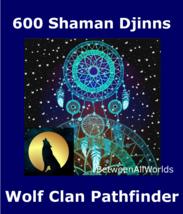 ghz 600 Shaman Djinns Wolf Clan Pathfinder Haunted Djinn BetweenAllWorlds Spell  - $165.29