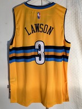Adidas Swingman 2015-16 NBA Jersey Denver Nuggets Ty Lawson Gold sz 2X - $14.84