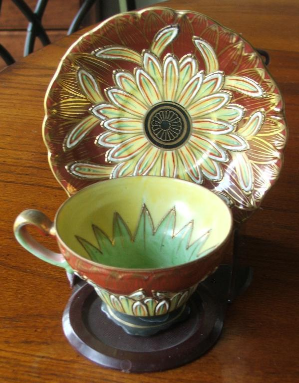 Highmount cup saucer