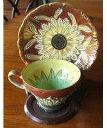 Sample Highmount Cup Saucer Occupied Japan - $89.95