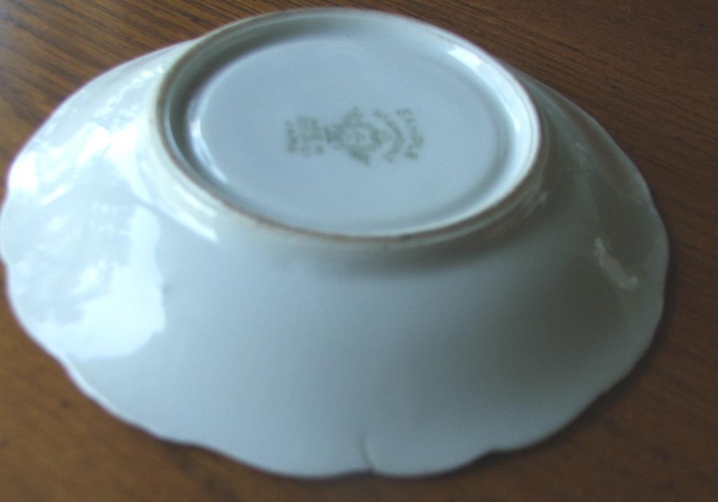 Sample Highmount Cup Saucer Occupied Japan