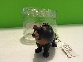 Black Bear And Cub Christmas Ornament By LG Sourcing NEW Collectible Gift - $10.22
