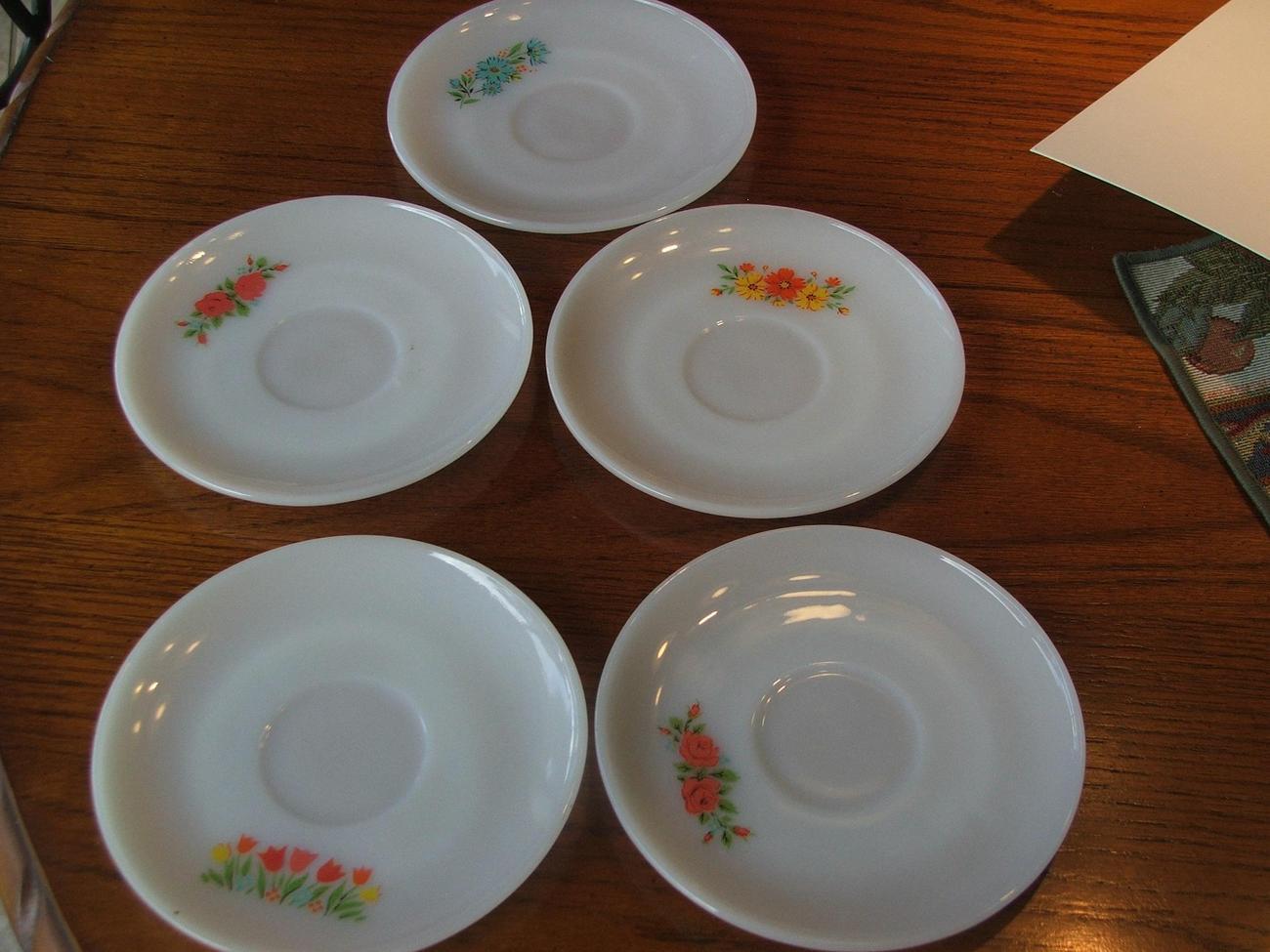Fireking plates