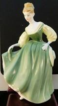"Royal Doulton ""Fair Lady"" HN2193 - Green - $47.49"