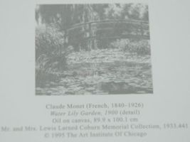 Caspari 18601 46 MONET 8 Assorted Boxed Notes and Envelopes image 6
