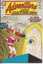 DC Adventure Comics #323 Superboy The Eight Impossible Missions LOSH - $14.95