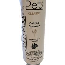 John Paul Pet Cleanse Oatmeal Shampoo for Dogs Cats Sensitive Skin 80%+ ... - $5.65