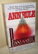 Possession by Ann Rule True Crime - $5.00