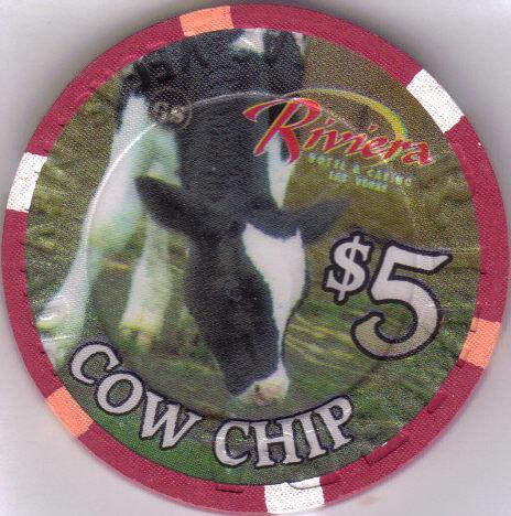 Riviera cow chip