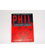 The Gospel According to Phil: the Words and Wisdom of Chicago Bulls Coac... - $100.00