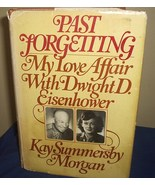 Past Forgetting by Kay Summersby Morgan History War  - $25.00