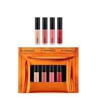 macc Mac Cosmetics Shiny Pretty Things Mini Lip Gloss Special Set - Nude - $34.64