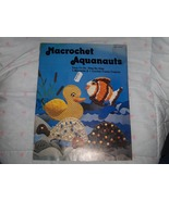 Macrochet Aquanauts Macrome Instruction Book - $2.00