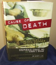 Cause Of Death by Stephen D Cohle MD and Tobin T Buhk - $12.00