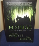House The Only Way Out Is In by Frank Peretti and Ted Dekke - $10.00