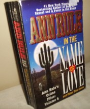 In The Name of Love by Ann Rule True Crime Mystery - $5.00