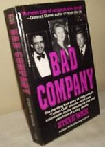 Bad Company by Steve Wick True Crime Mystery Paperback 1990 - $4.00