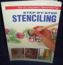 Step by Step Stenciling by Paula and Peter Knott Crafts - $10.00