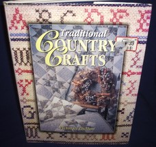 Traditional Country Crafts by Victoria Dutton - $10.00
