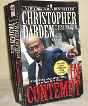In Contempt by Christopher Darden with Jess Walter - $5.00