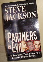 Partners in Evil by Steve Jackson Paperback True Crime Story - $4.00