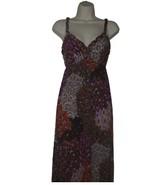 Womens Moa Fuchsia-Multi Summer Dress Sz L - $8.99