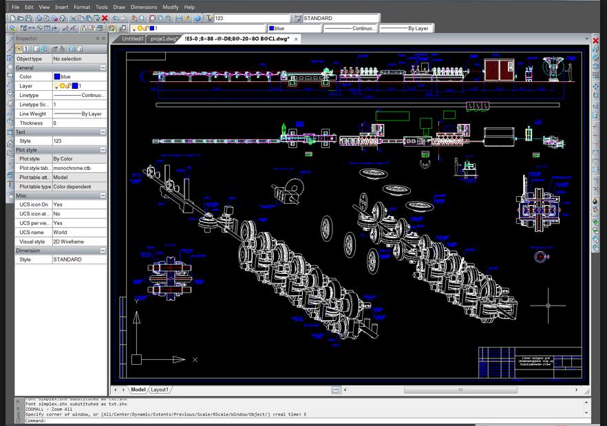 2018 2D 3D CAD program software drafting and 37 similar items