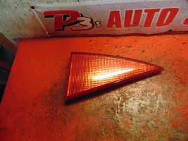 08 07 06 05 04 Mitsubishi Endeavor right rear hatch inner tail light reflector - $9.89