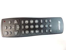 Gemini III 3 TV VCR CABLE R80306 Replacement Remote Control - $9.89