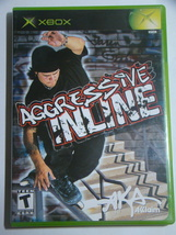 XBOX - AGGRESSIVE INLINE (Complete with Manual) - $10.00