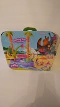 NIB Polly Pocket Tropical Splash Adventure Playset  Color Changing Hair  - $34.15