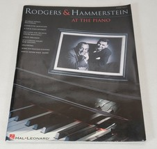 RODGERS & HAMMERSTEIN AT THE PIANO Song Book - $13.99