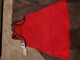 Womens MLB Washington Nationals Fashion Tank Top XL - $16.50