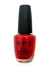 OPI Nail Polish The Thrill of Brazil NL A16 Full Size 0.5 oz New Free Ship - $7.40