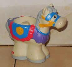 Fisher Price Current Little People Castle Horse #3 FPLP Rare VHTF image 1