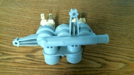 #482 175D4638P010 33090042 GE WASHER WATER INLET VALVE - FREE SHIPPING!! - $15.30