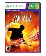 Disney Fantasia: Music Evolved (Microsoft Xbox 360 Video Game New) - $8.98