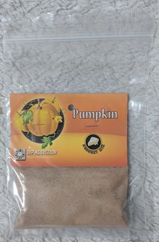 Dip Addiction Pumpkin Dessert Mix For Your Dipping Pleasure
