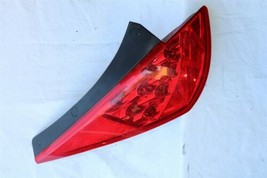 07-09 350Z Coupe Convertible Roadster LED Taillight Tail Light Driver Left LH image 2