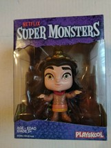 New Netflix Super Monsters Cleo Graves Collectible 4-inch Figure - $12.99