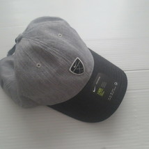 Nike Heritage 86 Adjustable Cap Hat - 932382 - Gray 071 - One Size - NWT - $15.99
