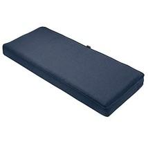 Classic Accessories Montlake Bench Cushion Foam & Slip Cover, Heather In... - $53.71