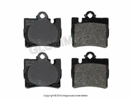 Mercedes w215 w220 REAR Brake Pad Set JURID OEM +1 YEAR WARRANTY - $88.10