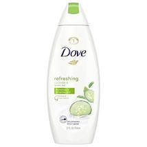 Dove go fresh Refreshing Body (12 Fl Oz (Pack of 1)|Cucumber and Green Tea) - $12.81
